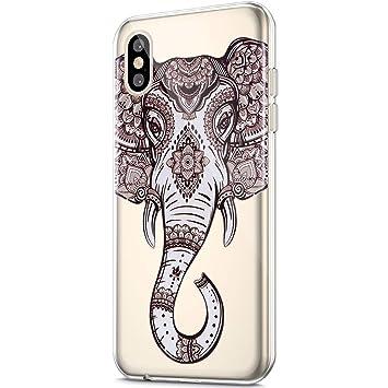 Amazon.com: ikasus - Carcasa para iPhone Xs Max ...