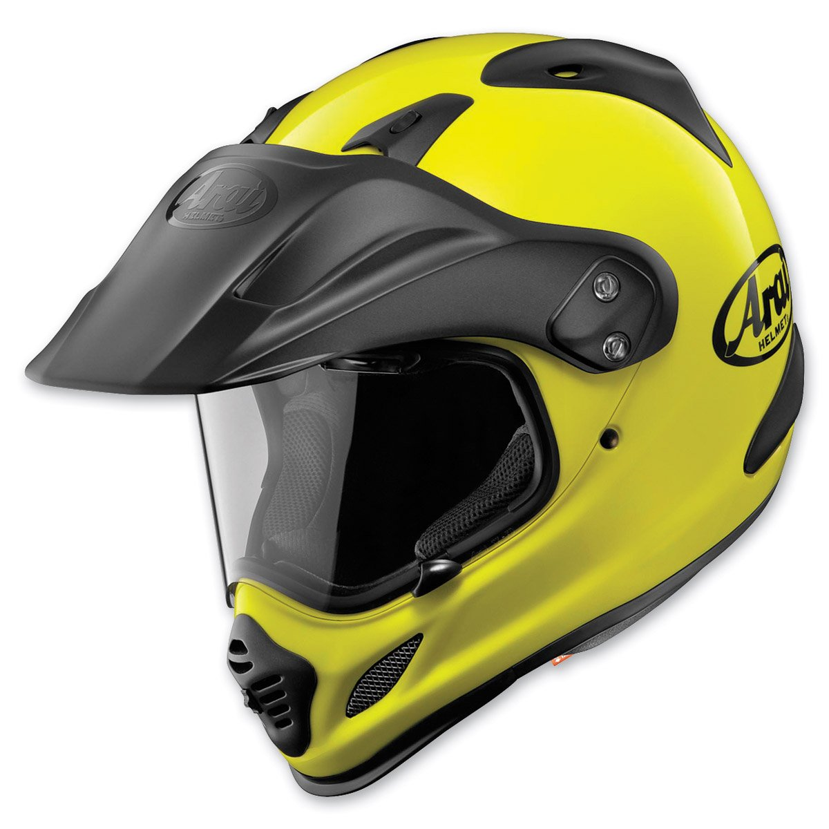 Arai XD4 Helmet (Fluorescent Yellow, Large)