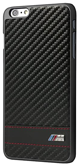 competitive price 436e8 08cf0 CG Mobile BMW M Sport iPhone 6 Plus Carbon Fiber Effect Hard Case 6+  BMHCP6LMCC