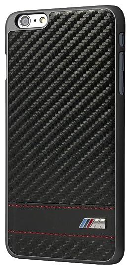competitive price c3351 2f1c6 CG Mobile BMW M Sport iPhone 6 Plus Carbon Fiber Effect Hard Case 6+  BMHCP6LMCC