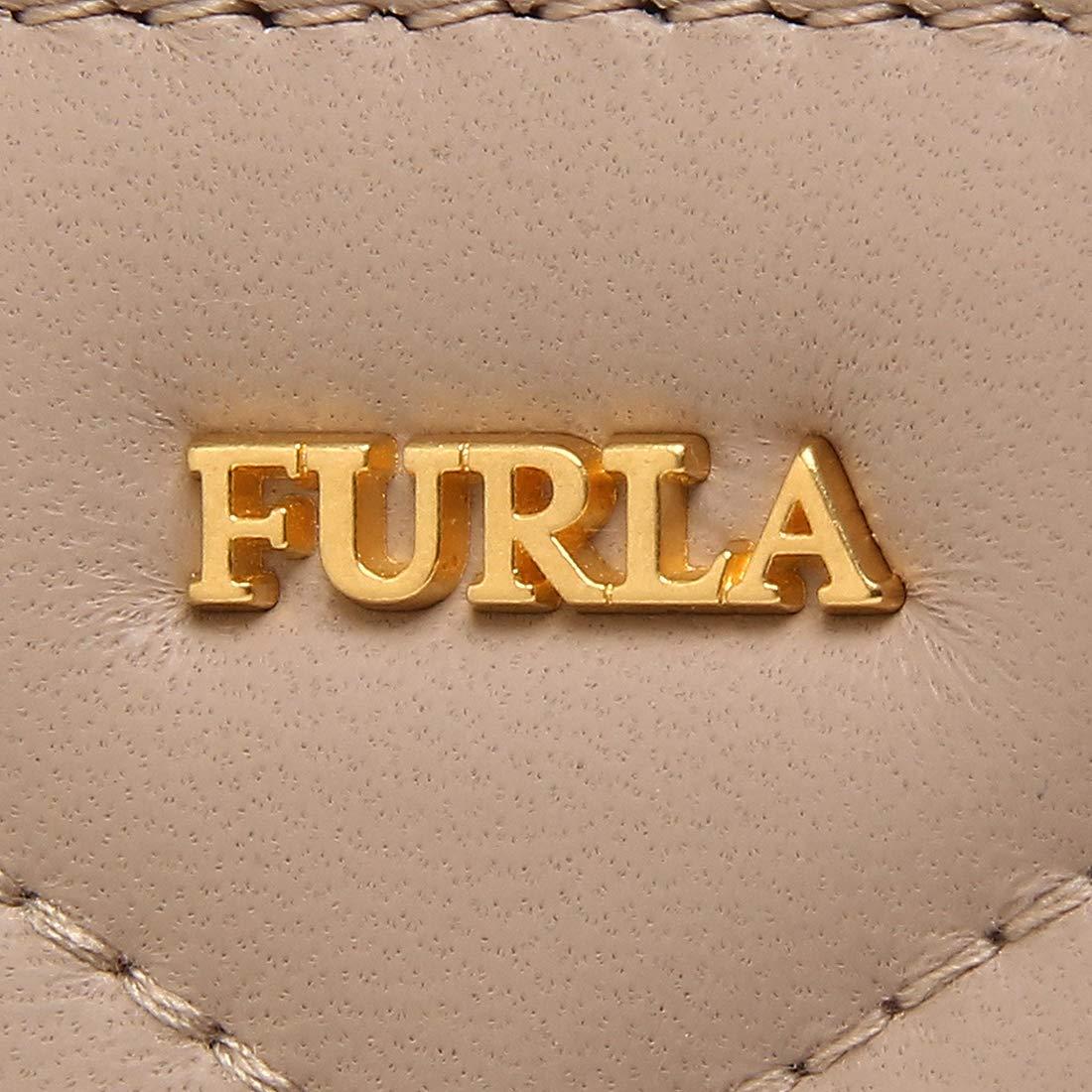 4dd078956c0a Amazon | [フルラ]折財布 レディース FURLA 993357 PAZ2 2Q0 TUK ベージュ [並行輸入品] | Furla(フルラ)  | 財布
