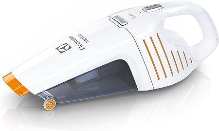 Electrolux ZB5103 Rápido-Aspirador de Mano con batería de 3.6 V, 0.5 litros, 77 Decibelios, Blanco hielo: Amazon.es: Hogar