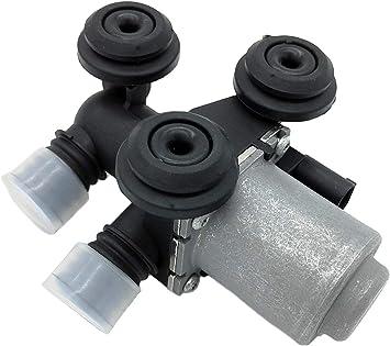 V/álvula de Control del Calentador V/álvula de Control de Aire Acondicionado solenoide para BMW E39 E46 3 5 Series E83 X3 64118369805