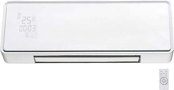 PURLINE Calefactor Mural cerámico con Mando a Distancia Hoti M80 ...