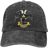 AKFJ NKJA Freemasonry and Scottish Rite Unisex Trucker Hats Dad Baseball Hats Driver Cap