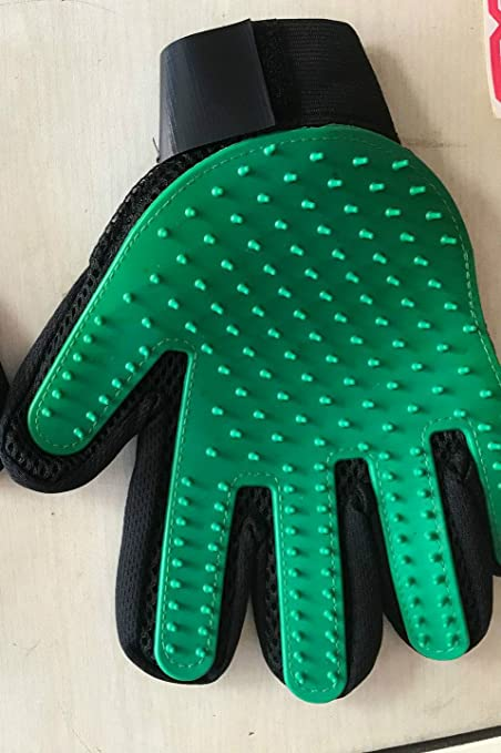 Amazon.com: Acacia Pet Grooming Glove - ninja Gentle Brush ...
