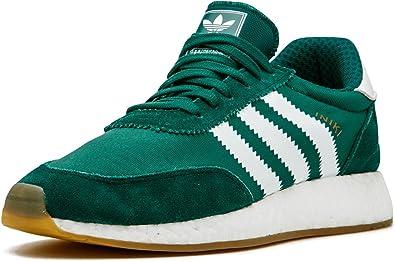 zapatillas hombre verde adidas
