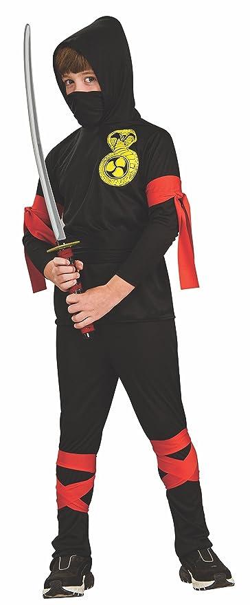 27 opinioni per Bambino ninja costume. grandi 8-10 anni. Maglia con cappuccio, maschera