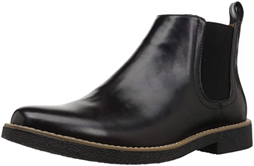 1d42d7998e191 Deer Stags Men's Rockland Memory Foam Dress Casual Comfort Chelsea Boot