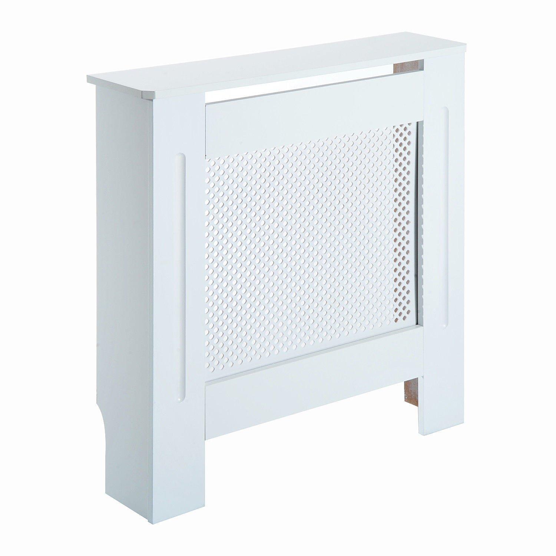 Homcom 820-062 Heizkö rperverkleidung, Weiß