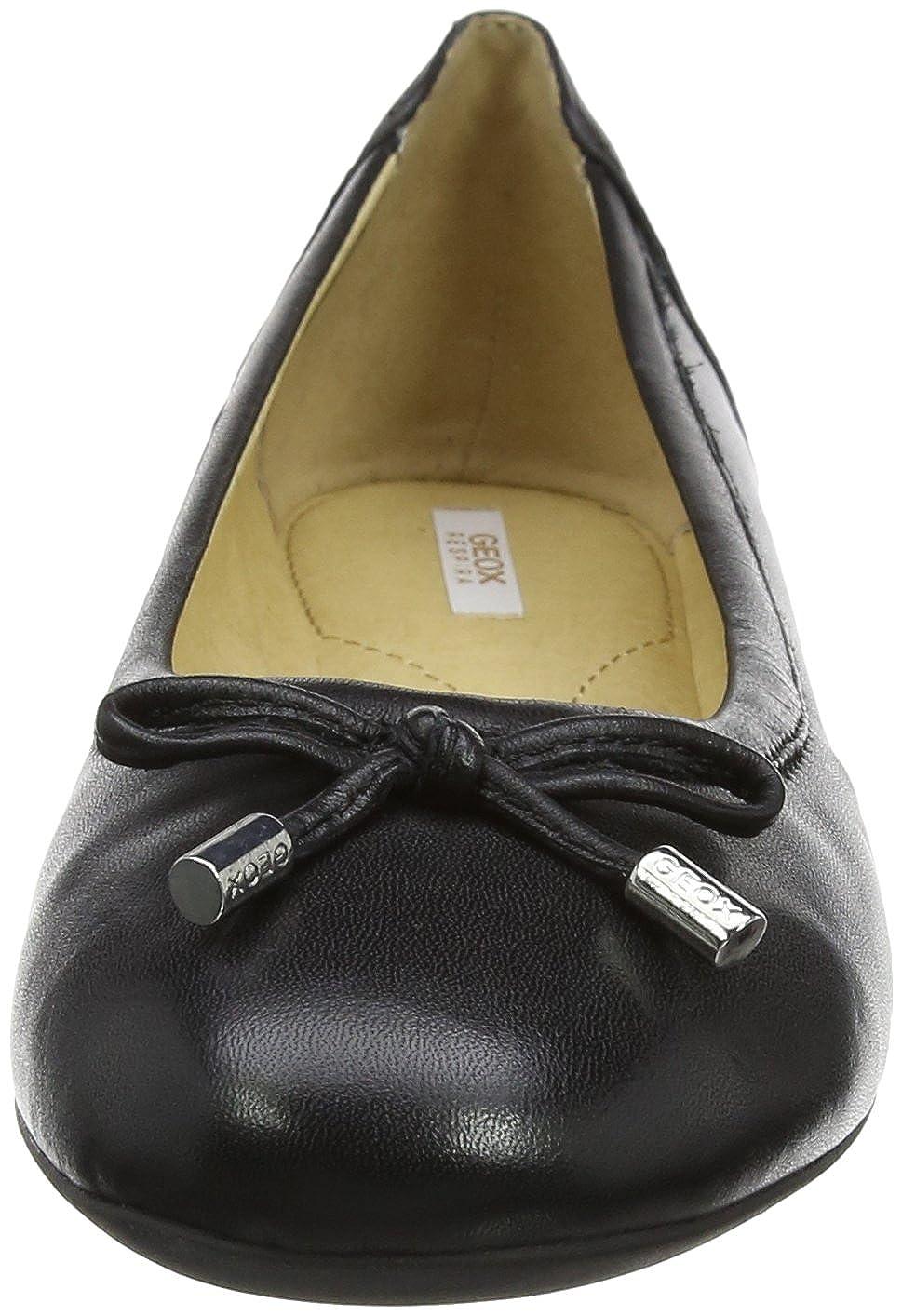 Geox Damen Damen Damen D Lamulay D Geschlossene Ballerinas  9431f1