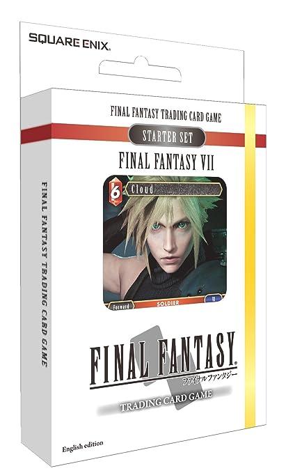 Square Enix Juego de Cartas, Set de iniciación, diseño de ...