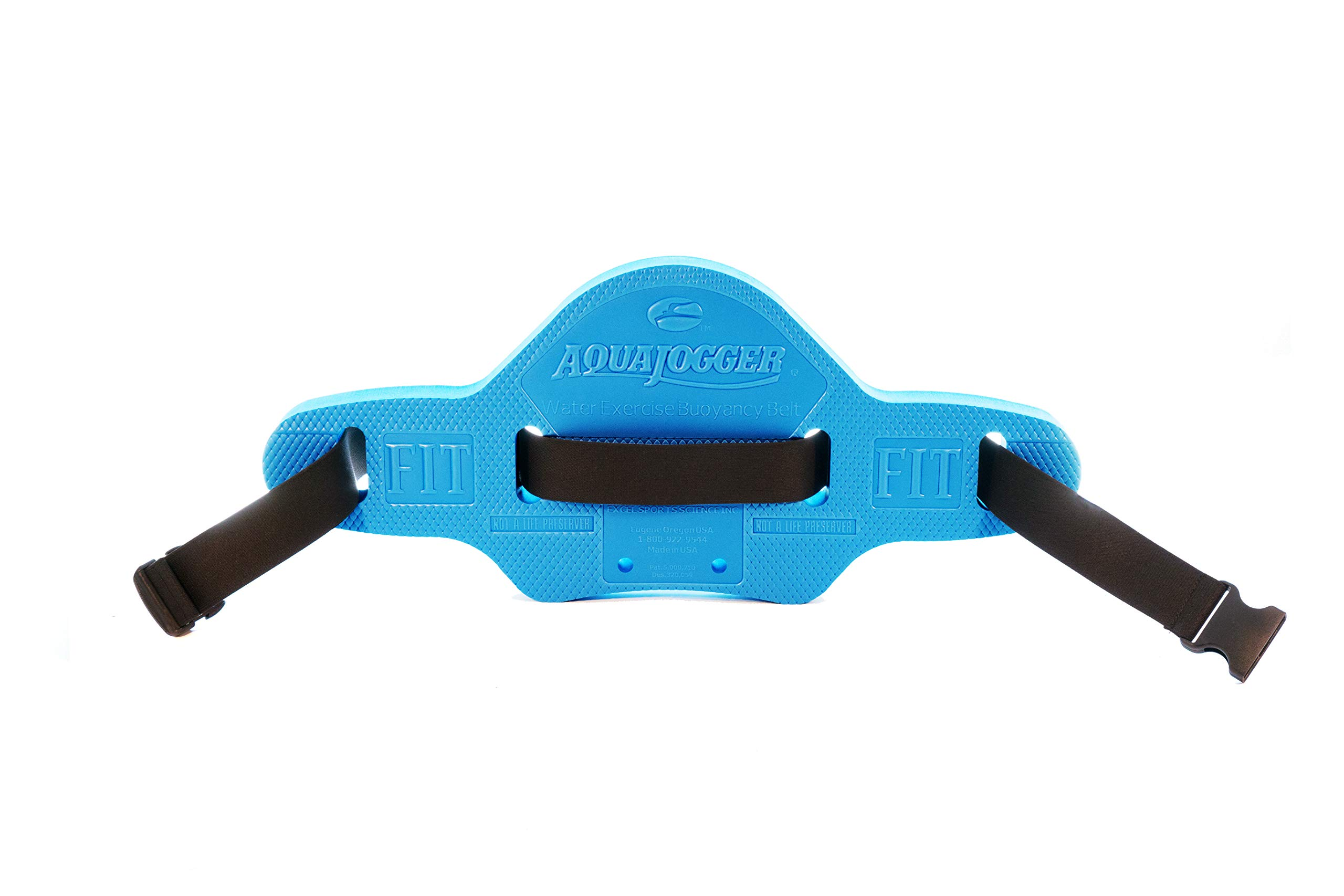 AquaJogger Fit Belt, The Leader in Aquatics Exercise, Suspends Body Vertically in Water, Pool Fitness …