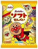 栗山米菓 アンパンマンのソフトせんべい 32枚