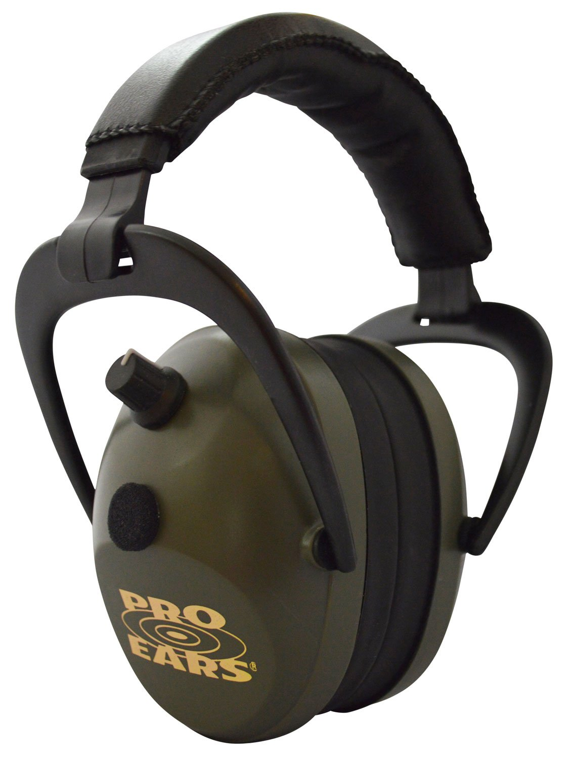 Pro Ears Gold II 26 Electronic 26 dB Green by STEALTH