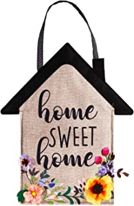 Evergreen Flag Home Sweet Home Door Décor Durable and Well Made Home and Garden Décor for Lawn Patio Yard