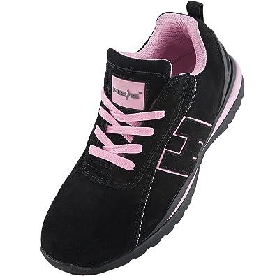 différemment 49c98 1afde Argentina Chaussures de travail Chaussures de sécurité Taille 36–41 Femme  Embout d'acier