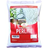 Casa De Amor Perlite for Hydroponics & Horticulture Terrace Gardening Soil Conditioner Healthy Root Growth Retains Moisture Allows Aeration (1 KG)