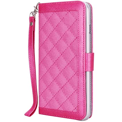 quilted iphone 6 plus case