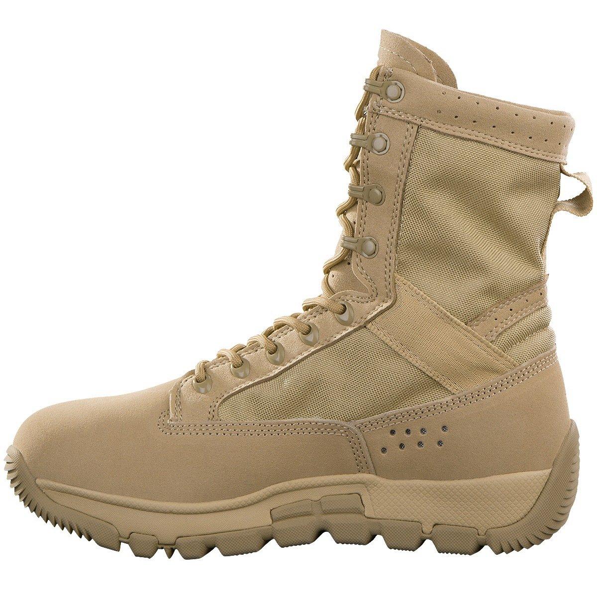 FREESOLDIER Free Soldier Military Herren Patrol Arbeit Wandern Stiefel Tactical Stellar Schuhe Leder Desert Combat Stiefel
