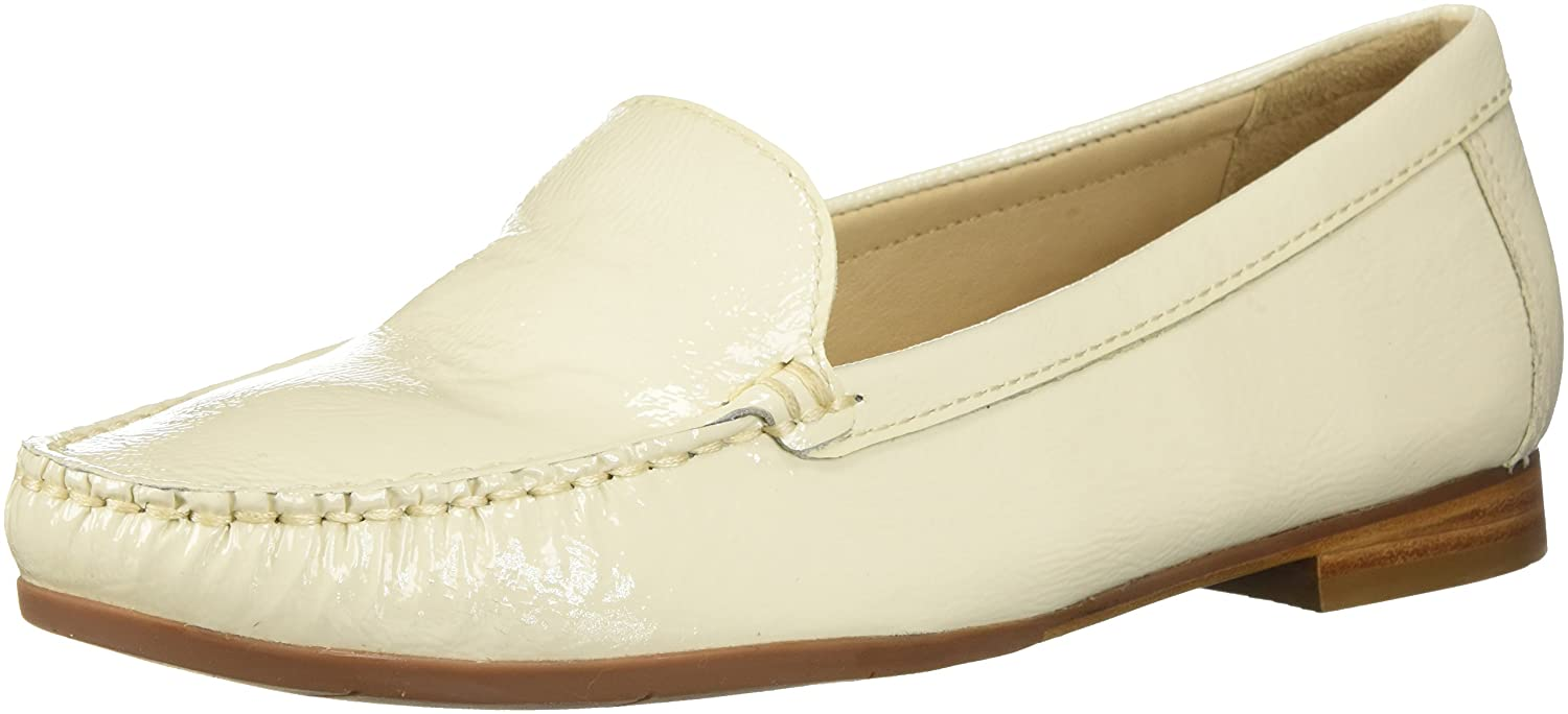 81a02614d93fe Hush Puppies Women s Yorktese Slipon Moccasin  Amazon.co.uk  Shoes   Bags