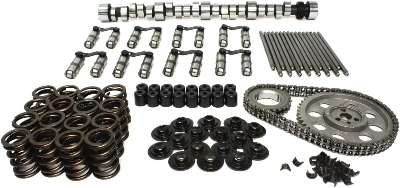 COMP Cams K11-444-8 Xtreme Energy 248//254 Hydraulic Roller Cam K-Kit for Chevrolet Big Block 396-454