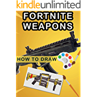 Fortnite Weapons Drawing Tutorial