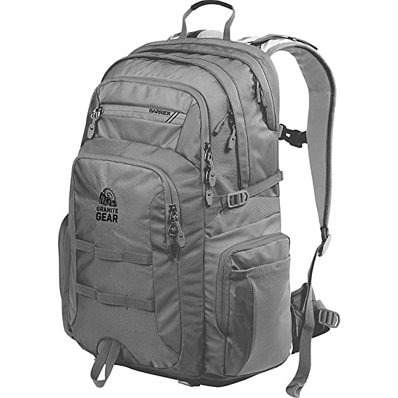 2d956ce423 Amazon.com  Granite Gear Campus Superior Backpack - Black  Sports   Outdoors