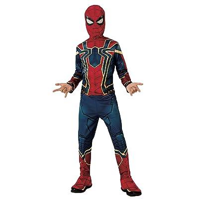 Rubie's Marvel Avengers: Endgame Child's Iron Spider Costume & Mask, Medium: Toys & Games