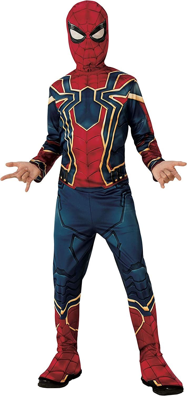 Rubies Disfraz Avengers Official Iron Spider, Spiderman Classic ...