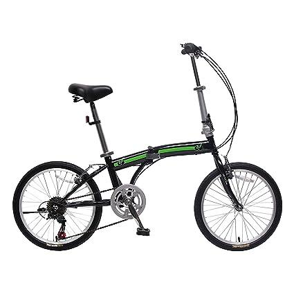 Amazon.com : IDS Home Unyousual U Arc Folding City Bike Bicycle 6 ...
