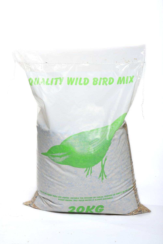 Copdock Mill Wild Bird Seed & Grain Mix, 20 Kg