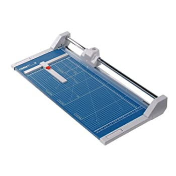 "Dahle 552 20"" Rolling Paper Cutter and Trimmer"