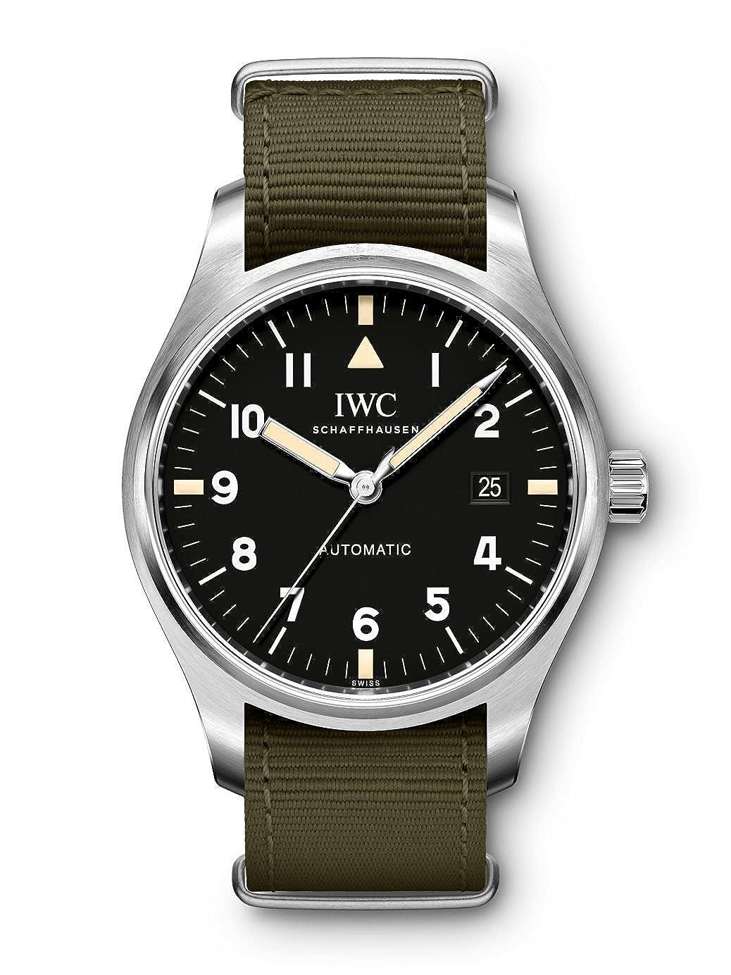 IWCシャフハウゼンPilot 's Watch Mark XVIII Edition Tribute toマークXIモデル# : iw327007 B07B6TNH9Q
