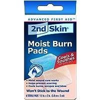 Spenco 2nd Skin Moist Burn Pads - 3 x 4 Box of 3 - SPE4702700_BX