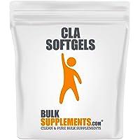 BulkSupplements.com Conjugated Linoleic Acid (CLA) 1000 mg - Weight Loss Pills - Weight Loss Supplements (100 Softgels…