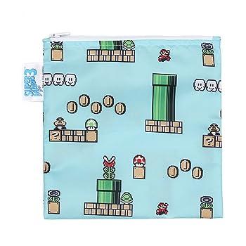 Bumkins Nintendo Super Mario Reusable Sandwich Bag