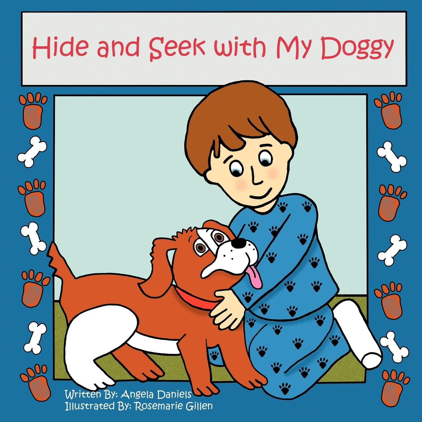 Download Hide and Seek with My Doggy pdf epub
