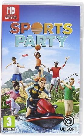 Sports Party - Nintendo Switch [Importación francesa]: Amazon.es: Videojuegos