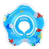 Pampel Floating Swim Ring PVC Inflatable Baby Shoulder Strap Swimming Ring