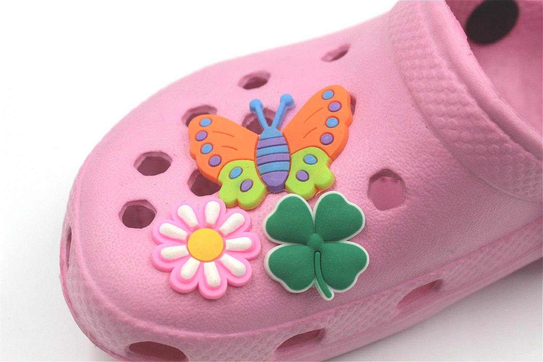fc7d4a66b0a7c YaqinZ 100pcs/lot Various Styles Random Shoe Charms For Jibbitz croc shoes  Bracelet Wristband