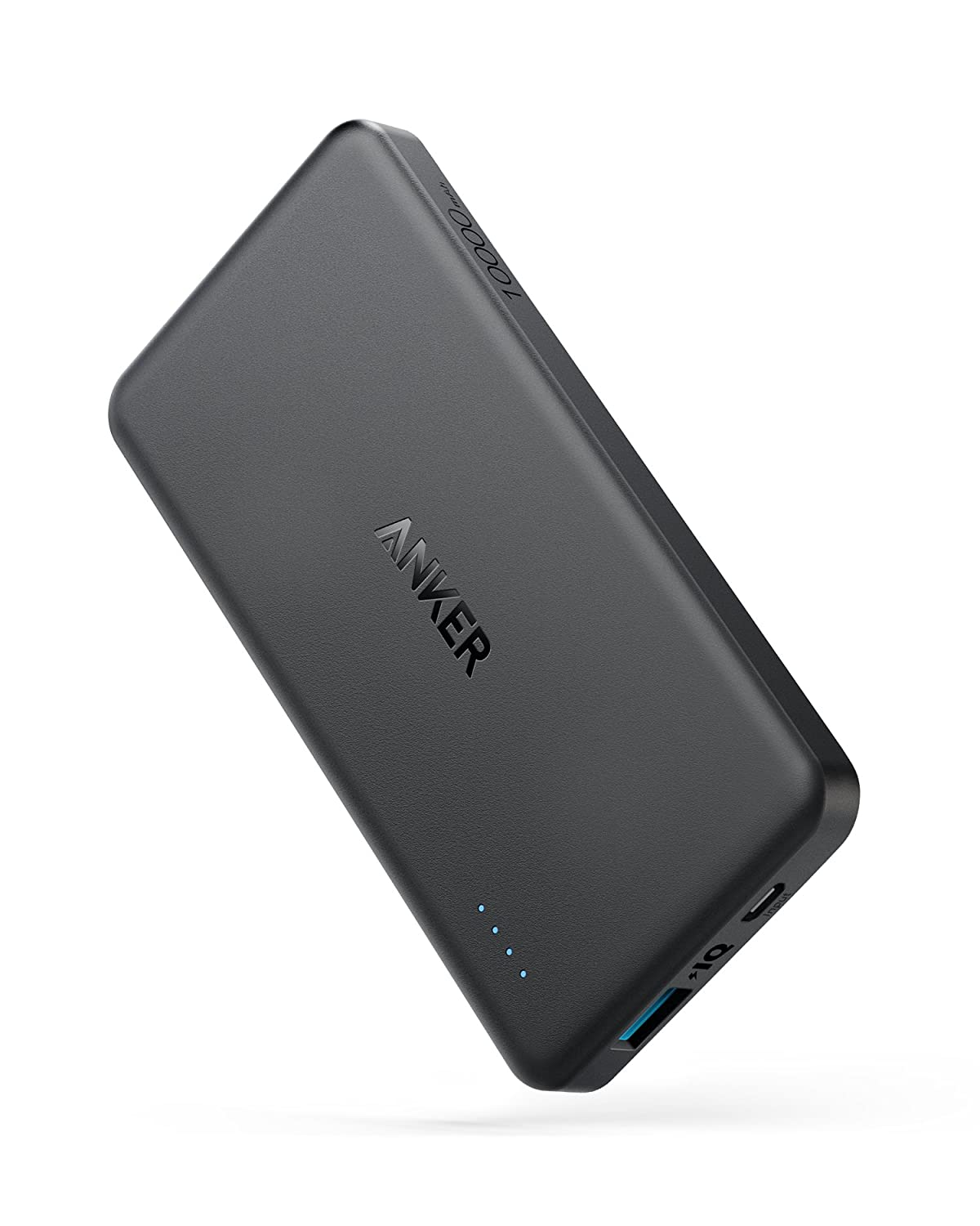 Anker PowerCore II Slim 10000 Ultra Slim Power Bank for iPhone, Samsung Galaxy and More AK-A1261011