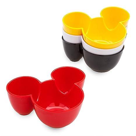 Disney Eats Disney Mickey Mouse Appetizer Bowl Set
