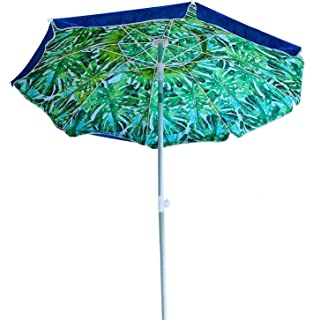 Beach Umbrella Anchor Sand Auger and Fishing Pole Sand