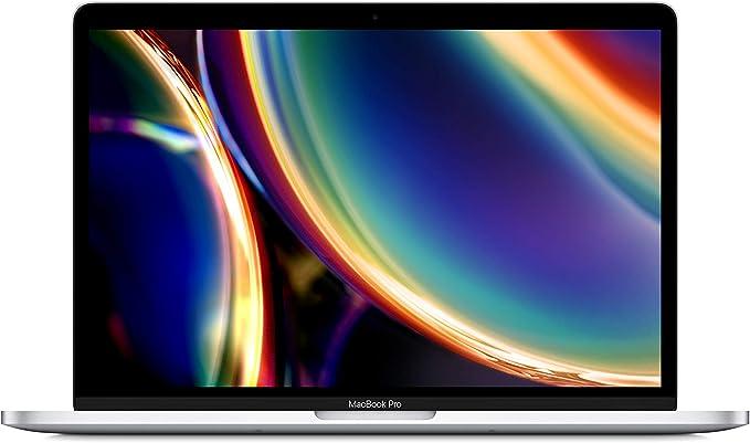 - Apple MacBook Pro 2020 Model  – 13-Inch, Intel Core i5, 1.4Ghz, 8GB, 512GB, Touch Bar, 2 Thunderbolt 3 Ports, MXK72), Eng-KB, Silver