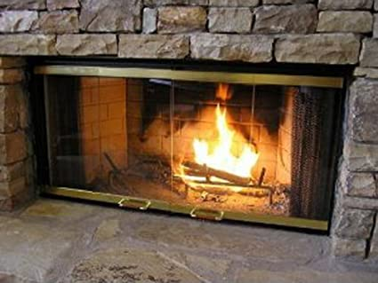Fireplace Doors For Superior-Lennox Fireplace & Amazon.com: Fireplace Doors For Superior-Lennox Fireplace: Home ...