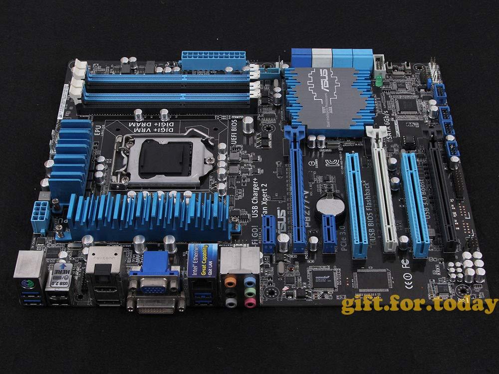 FidgetGear Original ASUS P8Z77-V Intel Z77 Motherboard LGA