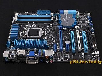 ASUS P8Z77-V DELUXE Socket 1155 DDR3 Motherboard Intel Z77 100/% working
