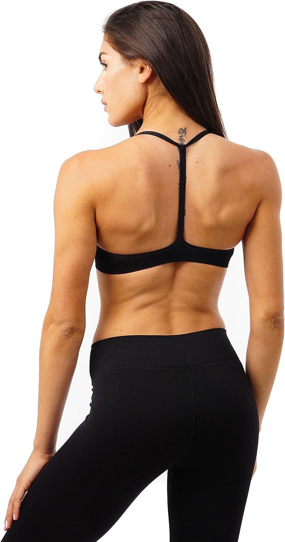 NUX USA Womens Skinny Bra