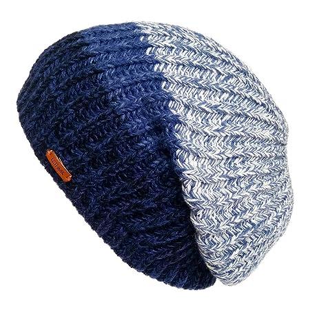 ccc71463dd LETHMIK Unique Winter Skull Beanie Mix Knit Slouchy Hat Ski Cap for Men    Women